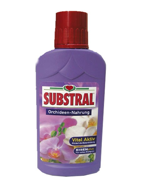 Substral hnojivo na orchidey 250 ml