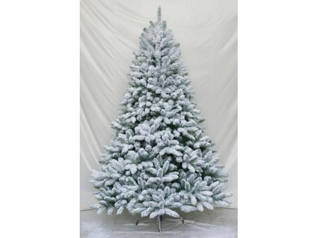 0508354cb Umelý vianočný stromček ´Flock´ 240 cm